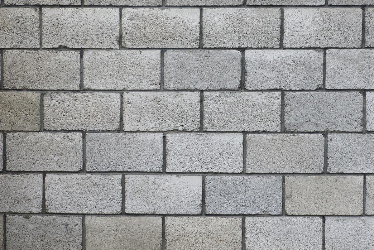 Concrete Building Blocks : Cement blocks vs bricks sustainable friendly